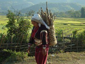 Palaung tribe Kyaing Tong Myanmar