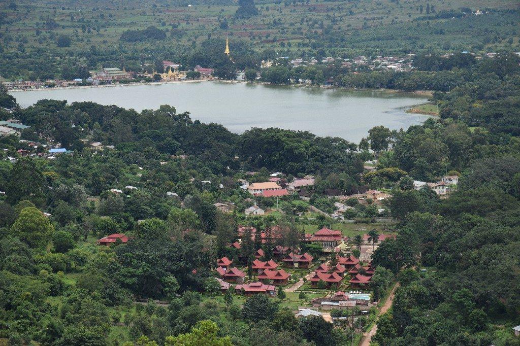 Pindaya Shan State Myanmar