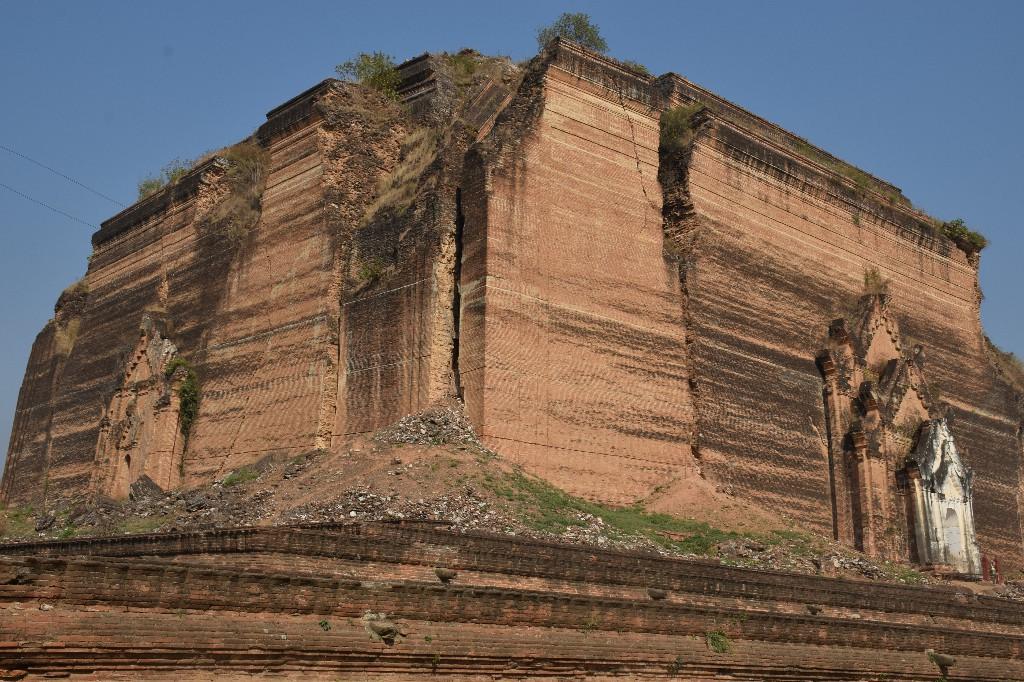 Mingun Phathodawgyi pagoda