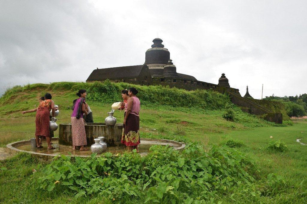 Myanmar - Mrauk U