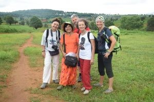 trek to patupauk Kalaw Inlay lake Myanmar