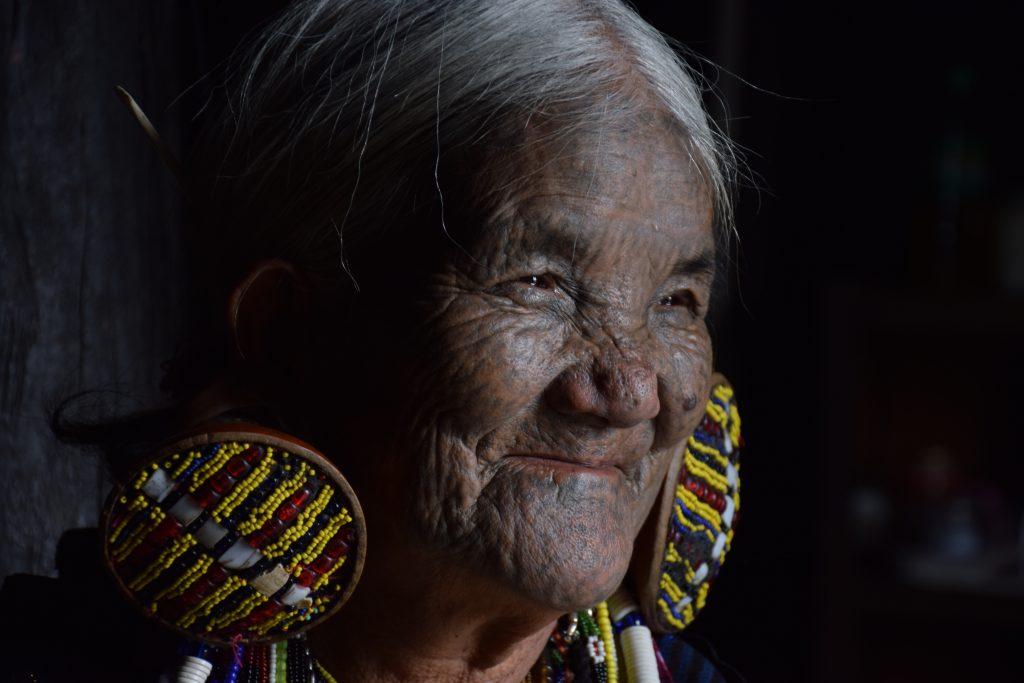 Chin tribe Myanmar