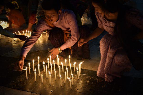 Light Festival Myanmar