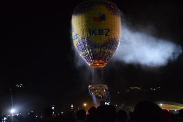 Hot Air Balloon Festival Myanmar