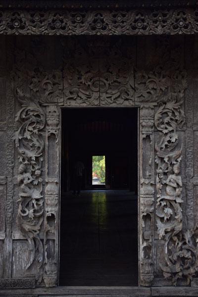 Golden Palace Monastery Mandalay Myanmar (13)