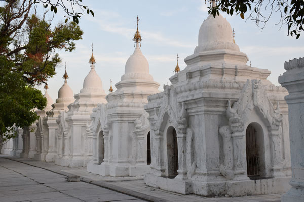 Kuthodaw Pagoda – The World Biggest Book – Myanmar