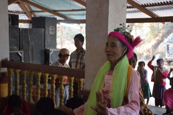 Nat Festival Myanmar