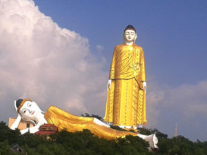 Monywa – Charming city on eastern bank of Chindwin River