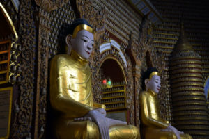 Thanbodhay Temple Monywa