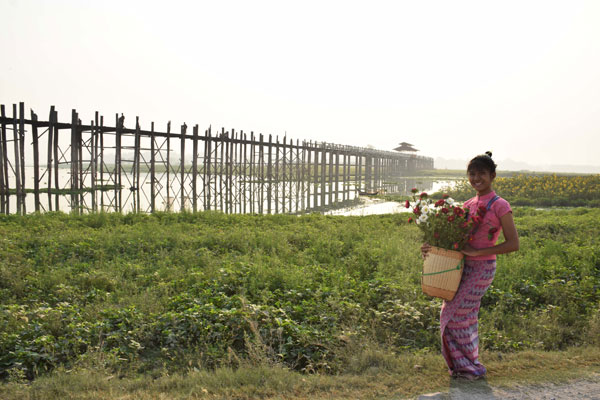 Amarapura and U Bein Bridge – The longest wooden bridge in the world