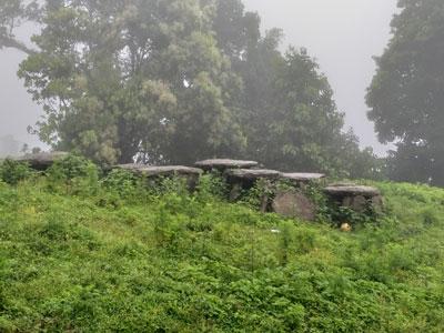 burial chamber Chin State Myanmar