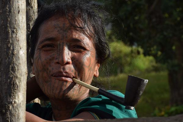 Chin State – Kanpalet – Mindat – Myanmar