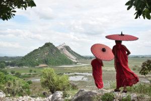 Sa Gyin Hill – Marble Hill near Mandalay