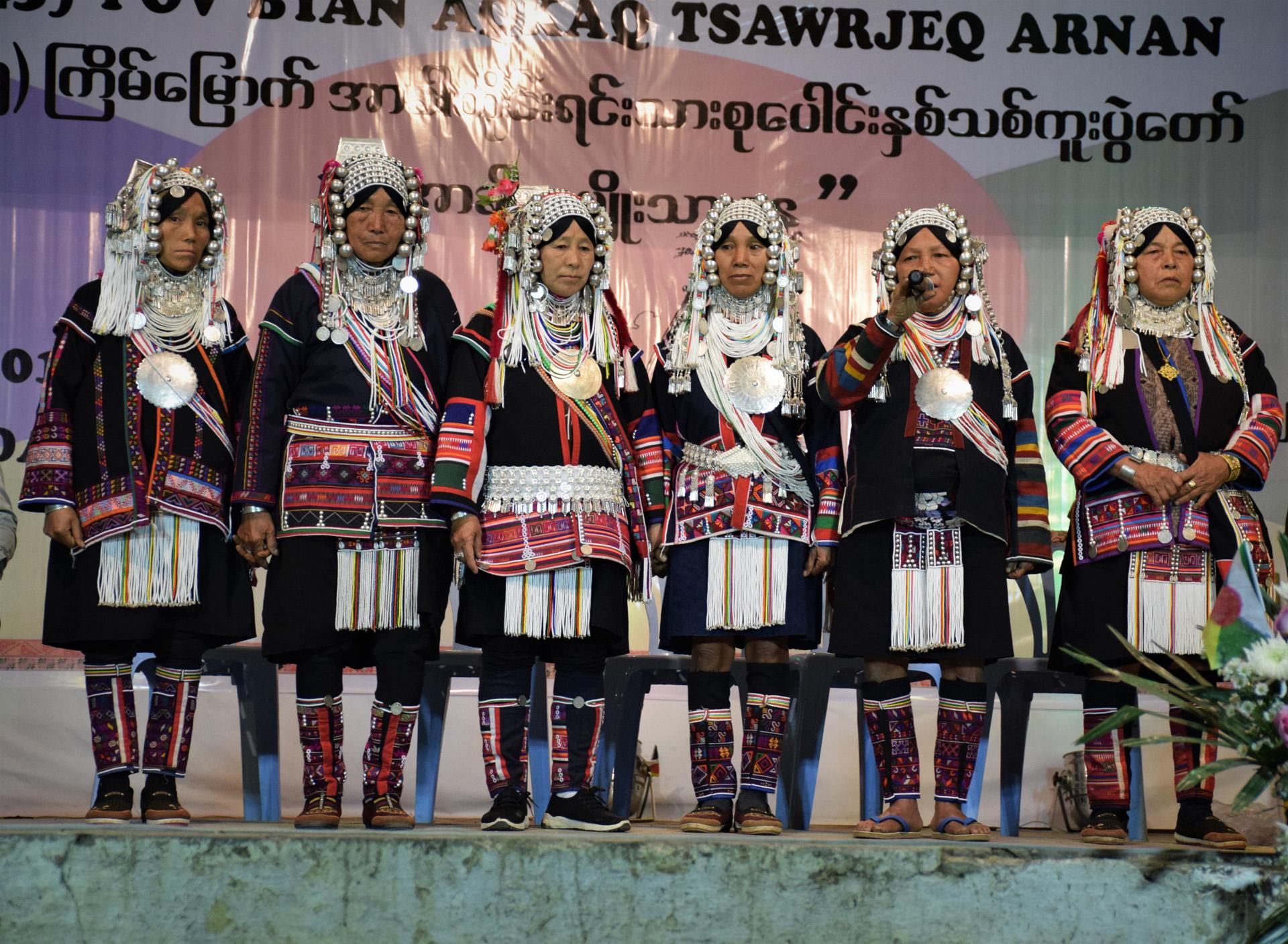 Akha Tribe – Kyaing Tong – Myanmar