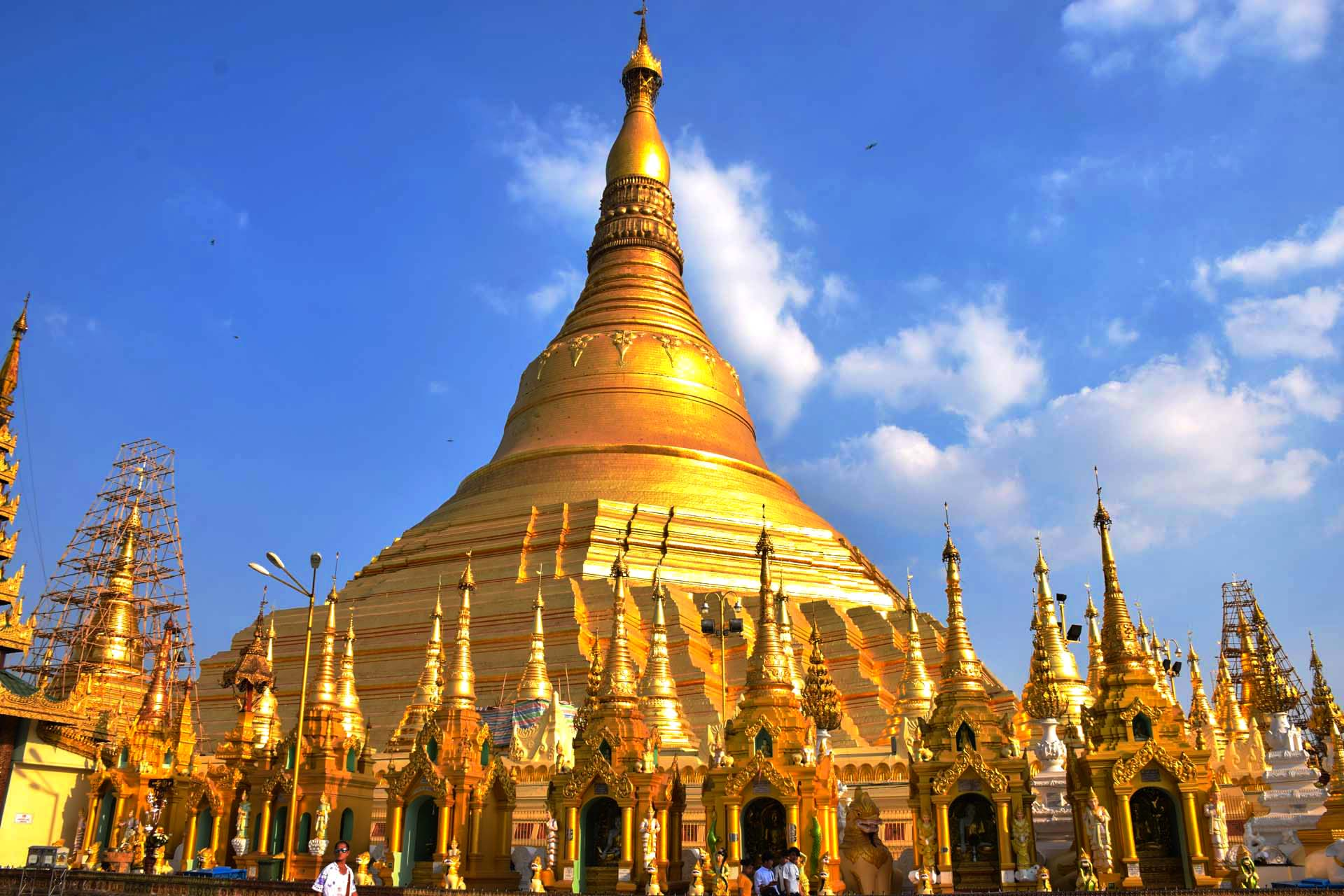 Evolution of Stupa in Myanmar
